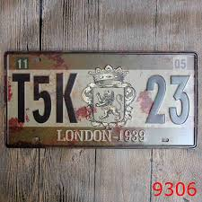 Vintage Home Decor Stores Popular London License Buy Cheap London License Lots From China