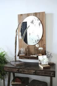 distressed wood bathroom mirror best bathroom decoration