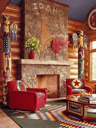 cabin living room decor charming rustic cabin living simple cabin living room decor home