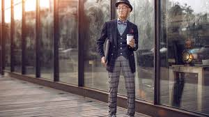 Asian Grandpa Meme - this 85 year old man is china s most stylish grandfather