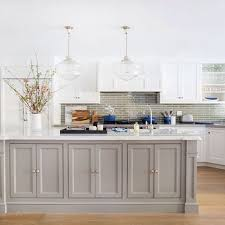 Kitchen Island Colors Best 25 Gray Island Ideas On Pinterest Kitchen Island Gray