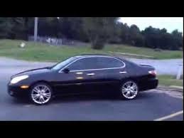 lexus 2003 es300 2003 lexus es330 es300 with 19 inch oe replica rx350 wheels