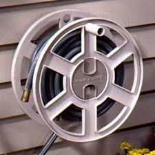 best wall mounted hose reel the garden oracle hose reels holders hiders u0026 pots page 1