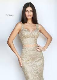 short hair sherri hill sherri hill prom 2017 style 51192 golden needle