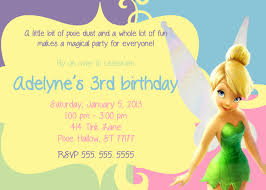 tinkerbell birthday party invitation template u2013 orderecigsjuice info