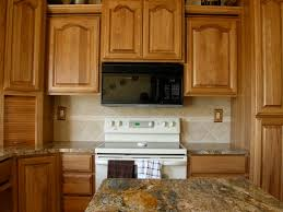 selecting style for backsplashes with granite countertops home
