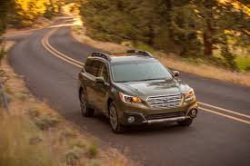red subaru outback 2017 subaru outback archives the truth about cars