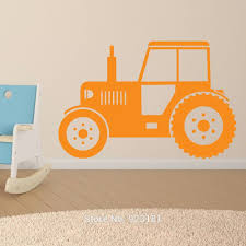 promotion hot tractor silhouette farm art decal home diy tractor silhouette farm 2 tractor silhouette farm 3