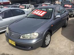 nissan pulsar 1992 nissan pulsar n16 st sedan 4dr auto 4sp 1 8i u2013 lansvale car sales