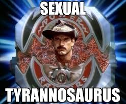 Sexual Tyrannosaurus Meme - co comics cartoons 盪 thread 95765729