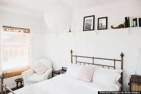 11 ways to make a tiny bedroom feel huge huffpost