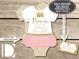top collection of princess theme baby shower invitations at this