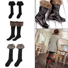 womens size 12 boot socks wellie warmer fleece wellington boot socks