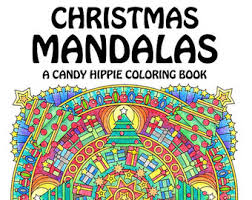 crystal mandalas coloring book printable coloring