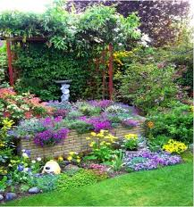 Images Of Backyard Landscaping Ideas 216 Best Flower Garden Ideas Images On Pinterest Flower
