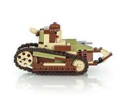 renault lego restock renault ft u2013 french light tank brickmania blog