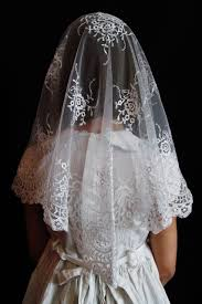 holy communion veils authentic seville mantilla holy communion veils
