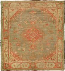 antique oushak rugs buy sell