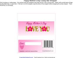 s day candy 53 best mothers day images on candy bar wrappers