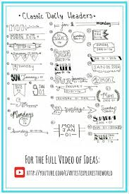how fast do bullets travel images Daily header bullet journal ideas simple classic designs year jpg