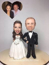 Customized Wedding Gift Custom Wedding Cake Toppers Bride And Groom Wedding Cakes