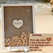 wedding guest book alternative ideas best rustic wedding guest book products on wanelo