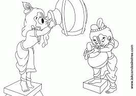 coloring coloring chhota bheem page chotang pages sketch