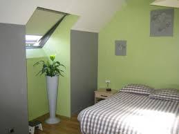 chambre gris vert chambre gris et vert verte1 douane peinture chambre vert et gris