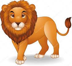 cartoon lion character u2014 stock vector dreamcreation01 126348946