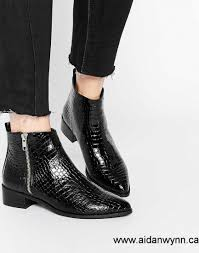 canada s ankle boots buy now canada bronx croc effect ankle boots navy shoes