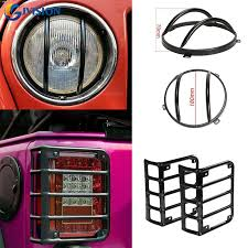 jeep wrangler black lights jeep light covers kit promotion shop for promotional jeep light