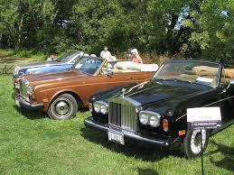 bentley corniche convertible bentley spotting british car day bronte creek park ontario canada