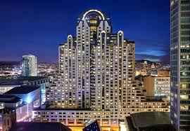 san francisco hotels downtown san francisco marriott marquis