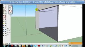 Home Hvac Design Software by Heat And Cooling Load Calculations Youtube