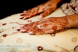 muslim wedding ring mehndi on in a mixed wedding muslim
