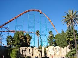 Six Flags Magic Mountain by The Best 6 Rides To Ride At Six Flags Magic Mountain