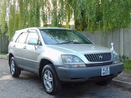 harrier lexus rx300 1998 toyota harrier vvti auto lexus rx300 in uk 1 owner jap
