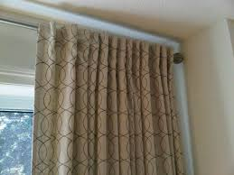 curtains ideas lowes curtain rod inspiring pictures of