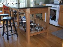 Ideas For Freestanding Kitchen Island Design Kitchen Island Finewoodworking