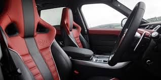 range rover coupe interior land rover range rover sport svr review carwow