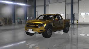 Ford Raptor Farm Truck - ford f150 svt raptor v2 2 american truck simulator mod ats mod