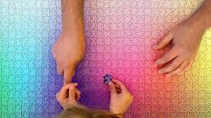 cymk puzzle 1000 colors of clemens habicht color puzzles that completes cmyk