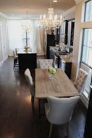 Unfinished Wood Dining Room Chairs Dining Tables Amusing Glass And Wood Dining Table And Chairs