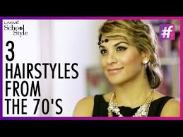 images of 70 s hairstyles how to achieve 3 gorgeous 70 s hairstyles fame school of style
