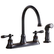 Brushed Nickel Kitchen Faucet Aquasource Brushed Nickel Pull Down Kitchen Faucet Basements Ideas