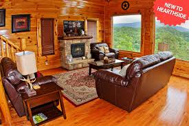 a view is forever 2 bedroom cabin located in sevierville