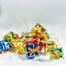 assorted gift boxes assorted miniature foil gift boxes christmas ornaments