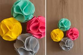 paper decorations 42 easy ways to decorate w o a party theme tip junkie