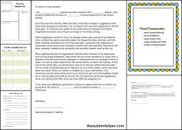 Special Education Teacher Resume Examples 2013 by How To Keep Track Of All That Special Ed Paperwork The Autism Helper