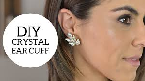 what is ear cuff diy ear cuff